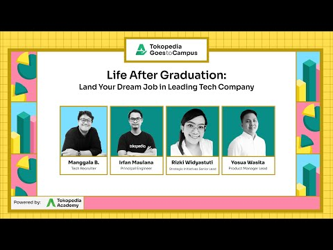 Life After Graduation: Land Your Dream Job in Leading Tech Company