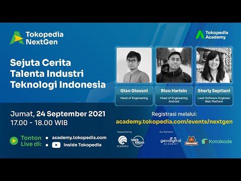Sejuta Cerita Talenta Industri Teknologi Indonesia