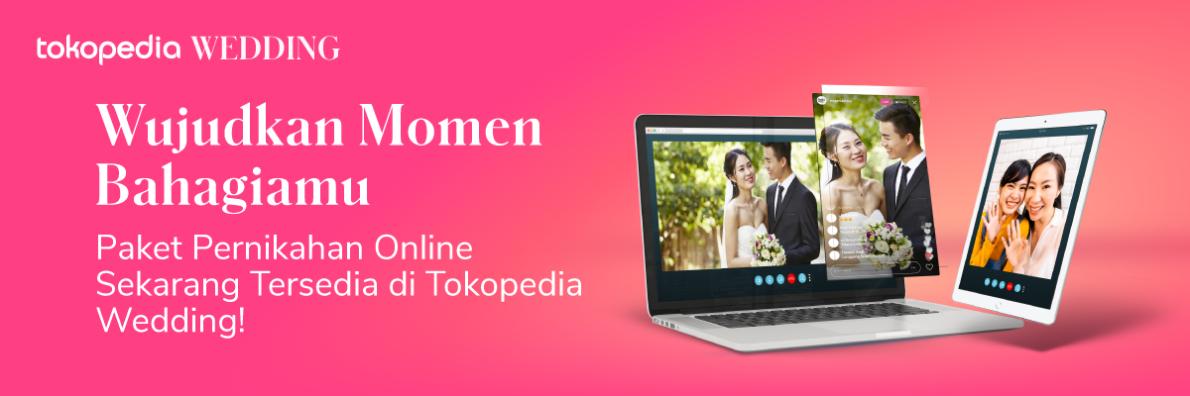 wedding online banner