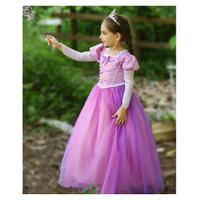Kostum Baju Princess Rapunzel Rok Ungu TutuIMPORT CODE: 413