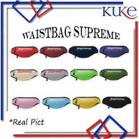 Tas Waistbag Supreme / Waist Bag Supreme / Tas Selempang Supreme