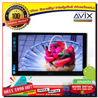 **Best Unit** Double Din Android 7 Inch Ram2GB AVIX AX2AND2669G OS10