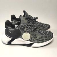 Sepatu Adidas Alphabounce x Yeezy Boost Grey Black White Reflective