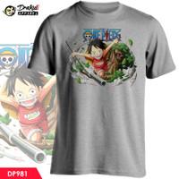 T Shirt DP981 - Monkey D. Luffy 3