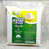 Tepung Ketan Putih Organik MAMA KAMU 500 gr