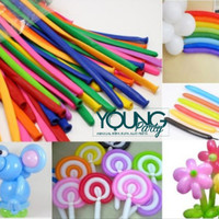 balon latex pentil/Balon magic panjang/Balon decoration