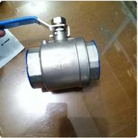 Ball valve 2PC SANKYO ukuran 3(inch)