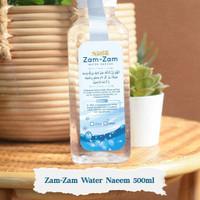 Air Zam Zam Naeem 500 ml | Paket 2 Botol Zam Zam Asli