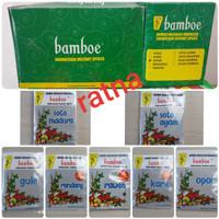 BUMBU BAMBOE RAWON/GULE/OPOR/RENDANG/SOTO MADURA/SOTO AYAM 22gr