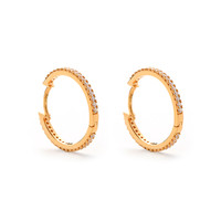 Juene Anting Emas 7K - LIFNIE EARRINGS 02   LJS AT 009 W (BAM)