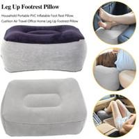 sandaran kaki santai bantal udara mobil kantor rumah pijakan pillow