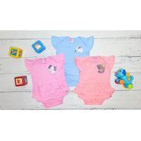 Pakaian bayi jumper 6-9 bulan ( Isi 3 pcs ) Hunday BAC104