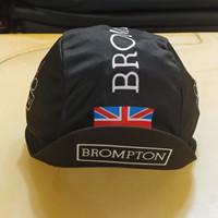Topi Sepeda Brompton Bahan Dry Fit