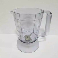 Tabung Jar / Wadah / Gelas Plastik Blender Philips HR2056 HR2057