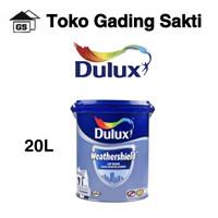 Dulux Weathershield Cat Dasar Exterior /ARP Pail 20L