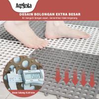 Anti-slip Mat C25 Karpet Anti Slip Kamar Mandi Karpet Anti Licin Dapur