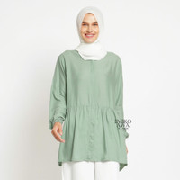 Baju Tunik Wanita Terbaru Viola - Emikoawa Atasan Rayon Super Adem