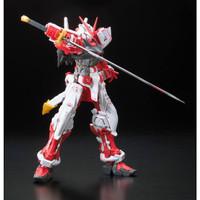Bandai Gundam RG 1/144 real grade astray red frame