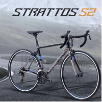 Sepeda Balap Roadbike POLYGON STRATTOS S2