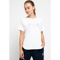 FILA Baju Kaos Wanita Milano Tee 8101 - White