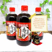 WAN JA SHAN SUKIYAKI SAUCE SHABU YAKINIKU - SAUS SUKIYAKI JEPANG 450ML