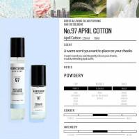 W.Dress Room New York Dress & Living Clear PerfumE No. 97 April Cotton