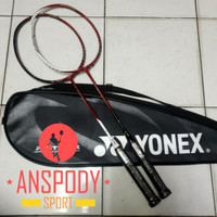 RAKET BADMINTON YONEX ASTROX 88S/88D ASEAN PREMIUM MAX 30LBS