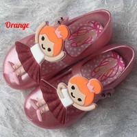 Sepatu Anak Mini Melissa Ballerina / Jelly Shoe MiniMelissa Ballerina