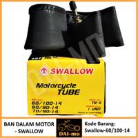 Ban Dalam Motor 60/100-14 Swallow │ 60/90-14 │ 70/90-14 Ring 14