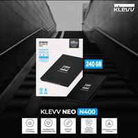 SSD KLEVV NEO N400 240GB ORIGINAL PRODUCT BERGARANSI 3 TAHUN