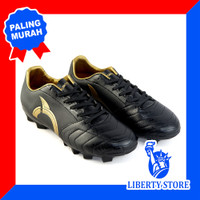 Sepatu Bola Ortuseight MIRAGE FG - Black Gold