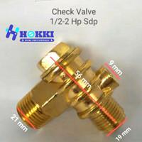 Check Valve Kompresor SDP Type 1/2 Hp