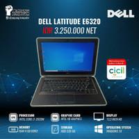 Laptop Dell Latitude Garansi 2 Minggu