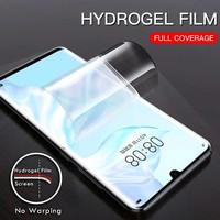 Hydro Gel Screen Protector Samsung Galaxy S6 Edge Anti Gores Antishock