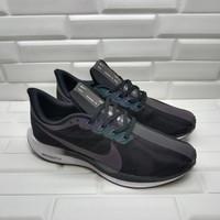 Sepatu Nike Zoom Pegasus 35 Turbo Black White (Reflective)