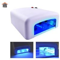 UV Gel Lamp Curing / Pengering Kutek GEL 36 Watt