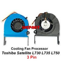 Fan Kipas Laptop Toshiba Satellite L730 L735 L750