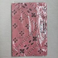 Slayer Motif Batik Khusus Pink - Bandana