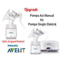 Pompa Asi Avent Elektrik Pompa avent Manual Breastpump Electric