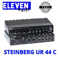 steinberg ur44c ur 44c ur-44c soundcard audio interface