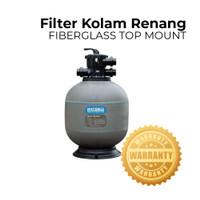Filter Kolam Renang Waterco Top Mount Sand FIBER GLASS 1.2x0.7m S750