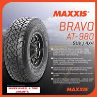 Maxxis Bravo AT-980 ukuran 31x10.5 R15 Ban Mobil AT 980 31 x 10.5 R15