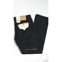 celana jeans hitam pria/denim hitam pria/reguler fit/standar hitam