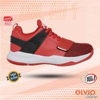 Ardiles DBL AD 1 Merah Putih - Sepatu Basket Anak Ardiles DBL Original
