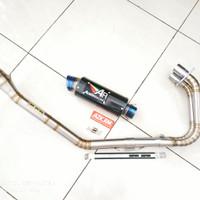 Knalpot AUSTIN RACING Cbr250rr CBR250