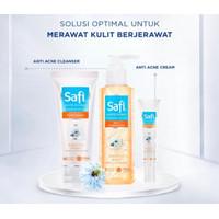 Paket Safi White Expert Oil Control & Anti Acne (3PCS)