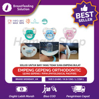 EMPENG PHILIPS AVENT PACIFIER ORTHODONTIC