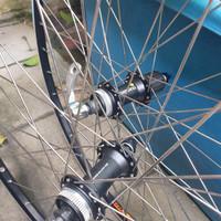 Wheelset MTB 26 araya tm 880 shimano m435
