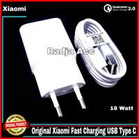 Charger Xiaomi Mi 9 Mi 9 SE Mi 9T Original 100% Fast Charging USB C