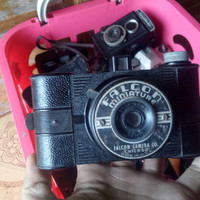 kamera antik falcon miniature 120mm